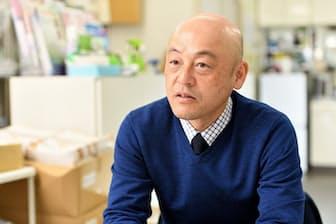 「精巣腫瘍患者友の会J-TAG(ジェイ・タッグ)」の代表を務める改發厚さん