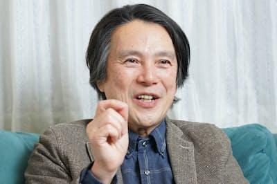 1953年、京都府出身。「岸辺のアルバム」「噂の刑事トミーとマツ」「西郷どん」などドラマ・映画で活躍。今年8月に明治座で「ももクロ一座特別公演」に出演予定。趣味の絵画では個展も。