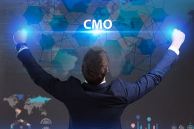 CMO(最高マーケティング責任者))の役割が広がっている。画像はイメージ