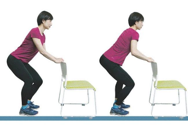 腰回りの不調は腰痛や倦怠感などの原因に。(モデルは早稲田大学スポーツ科学学術院非常勤講師・渡辺久美、以下同)