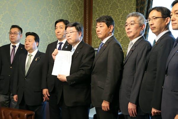 丸山穂高議員の発言は与野党による糾弾決議案にまで発展した