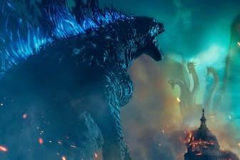 映画「ゴジラ キング・オブ・モンスターズ」(C)2019 Legendary and Warner Bros. Pictures. All Rights Reserved.