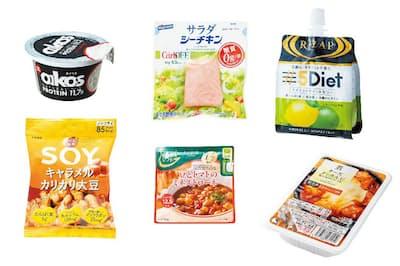 「高たんぱく」をうたう食品・飲料がコンビニで売れている
