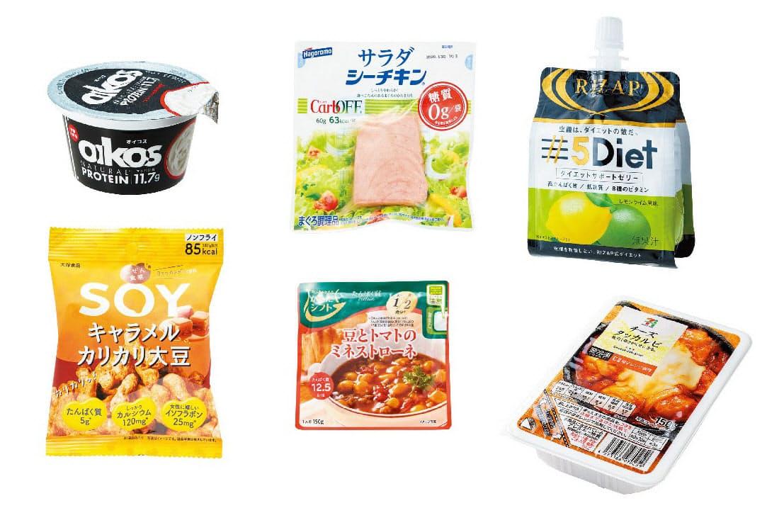 食材 タンパク質 多い