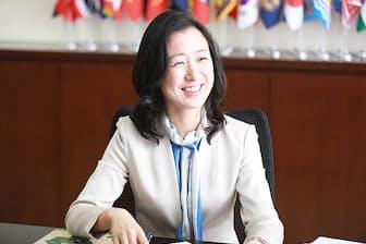 国際通貨基金 アジア太平洋地域事務所 エコノミスト 見明奈央子(みあけ・なおこ)氏