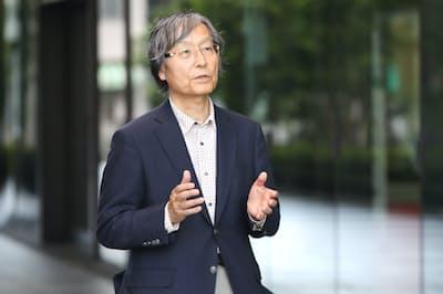 大正大学地域創生学部教授の小峰隆夫氏