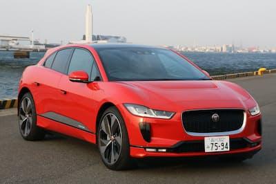 ガソリン及びディーゼルエンジンとモーターで走行するハイブリッドではなく、電気だけで走れるバッテリーEV(BEV)は、日本ではまだ数少ない