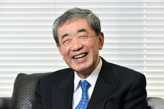 女性の登用を進めた松本晃氏には「ミスター・ダイバーシティー」の異名も