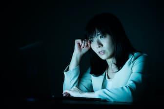オフィスに生息する「ジジイ」キャラが気分を落ち込ませる。写真はイメージ=PIXTA