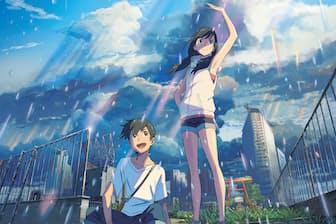 『天気の子』2019年7月19日(金)公開/東宝配給(C)2019「天気の子」製作委員会