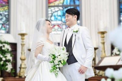 交際0日で婚約した見上さん夫婦