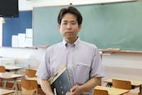 学校内弁護士、神内聡さん