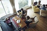 空き家をシェアハウスなどに用途変更しやすくなる(写真はイメージ=PIXTA)