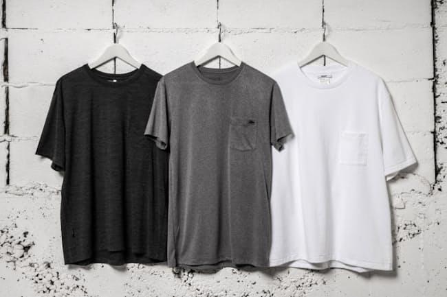 夏を快適に過ごせるアウトドアメーカーの高機能Tシャツを紹介する