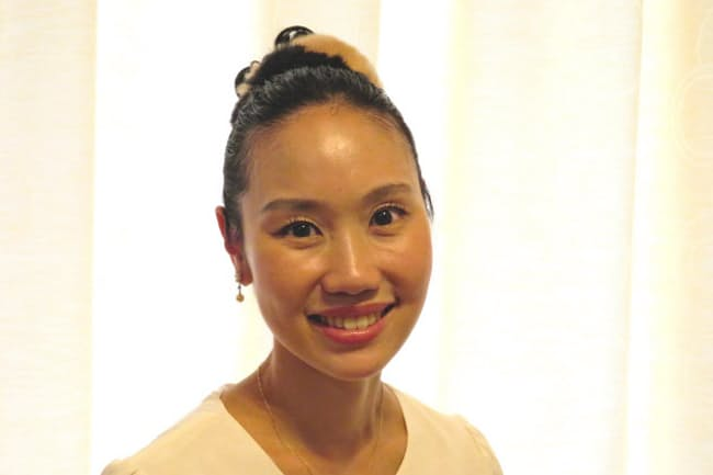 1985年愛知県出身。女子では世界で3人目となるトリプルアクセル(3回転半ジャンプ)を成功。2005年NHK杯優勝。10年に現役引退。現在は演技を採点するジャッジとして勉強を続ける。