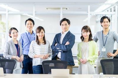 伸び盛りのスタートアップ企業では様々な知見を得やすい。写真はイメージ =PIXTA