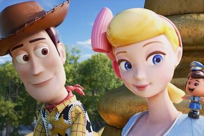 東京・有楽町のTOHOシネマズ 日比谷ほかで公開(C)2019 Disney/Pixar. All Rights Reserved.