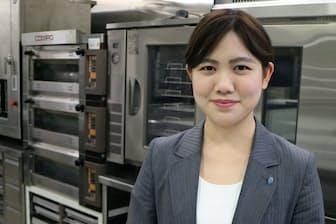 福島工業の国田麻里奈さん