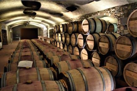 カデルボスコの貯蔵庫
