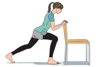 運動への誤解を解消し、健康的な生活への一歩を踏み出そう。(イラスト 内山弘隆)
