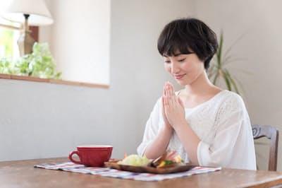 30秒、食事を見るだけでダイエットができる(写真はイメージ=PIXTA)