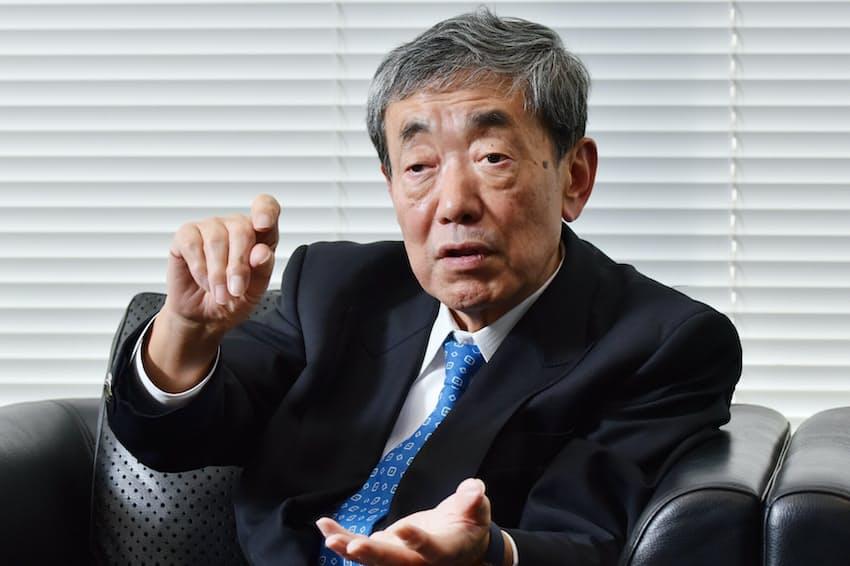 カルビーで改革を進めた松本晃氏