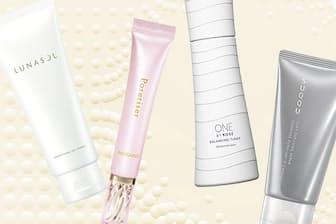 クレンジング、美容液、化粧水、マスク、ファンデーション、ボディケアなどなど、多角的に毛穴悩みを解決!(NikkeiLUXEより)