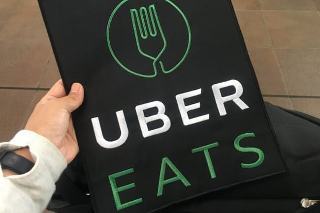 世界最大のオンラインフードデリバリー「Uber Eats(ウーバーイーツ)」