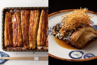 夏のパワーチャージに欠かせない「鰻」。定番のうな重以外にも、食欲そそるメニューをチェックして。(NikkeiLUXEより)