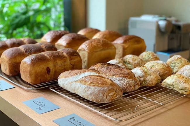 「Cise」の焼きたてパン