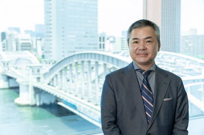 1989年4月にリクルート(現リクルートホールディングス)に入社、2013年4月リクルートコミュニケーションズ社長に就任。18年7月にリクルート執行役員に就任と同時にリクルートテクノロジーズ社長も兼務(写真:吉村永、以下同)