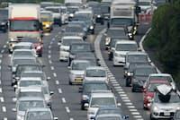 お盆の高速道路の渋滞は今年は分散傾向になる見通しだ