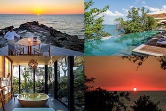 今年3月にオープンしたばかりの、シックスセンシズ クラベイアイランド。リゾート通もうならせるリゾートの魅力を徹底解剖する。(NikkeiLUXEより)