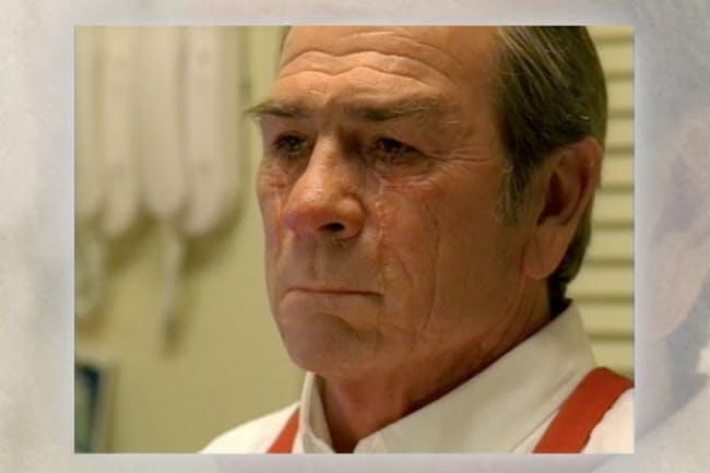 06年から今まで続いている米国有名俳優トミー・リー・ジョーンズを起用したテレビCM「宇宙人ジョーンズの地球調査シリーズ」