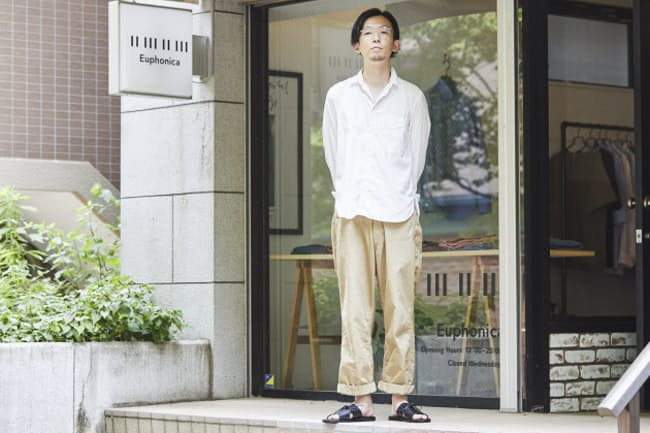 Euphonica店主 井本征志さん
