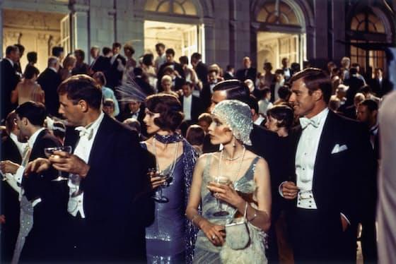 「華麗なるギャツビー」(C) 1974 NEWDON COMPANY. ALL RIGHTS RESERVED.TM, (R) (C) 2013 by Paramount Pictures. All Rights Reserved.