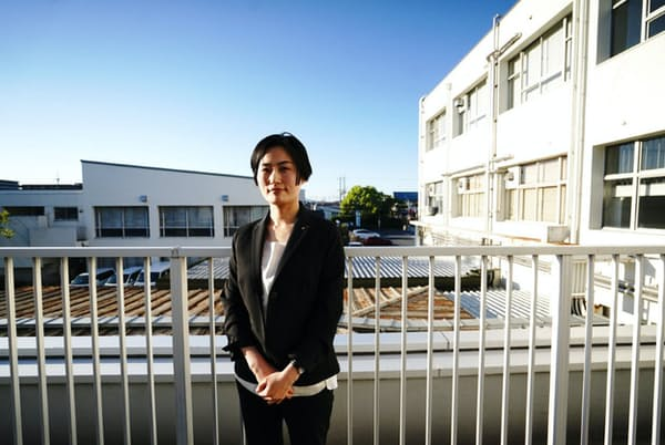 リクルート時代に関西で住宅地での営業を経験して、まちづくりに触れた(エン・ジャパン「AMBI」提供)