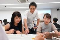 上智大学の全学共通の講義「社会的価値創出のためのプロジェクト形成論」