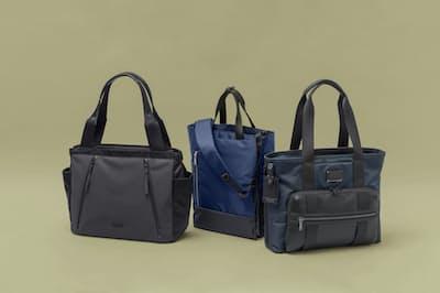 ビジネスでも違和感のないデザイン、機能を持ったトートバッグを紹介する