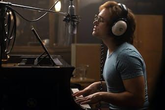 映画では数々の名曲を歌った(C)2018 Paramount Pictures. All rights reserved.