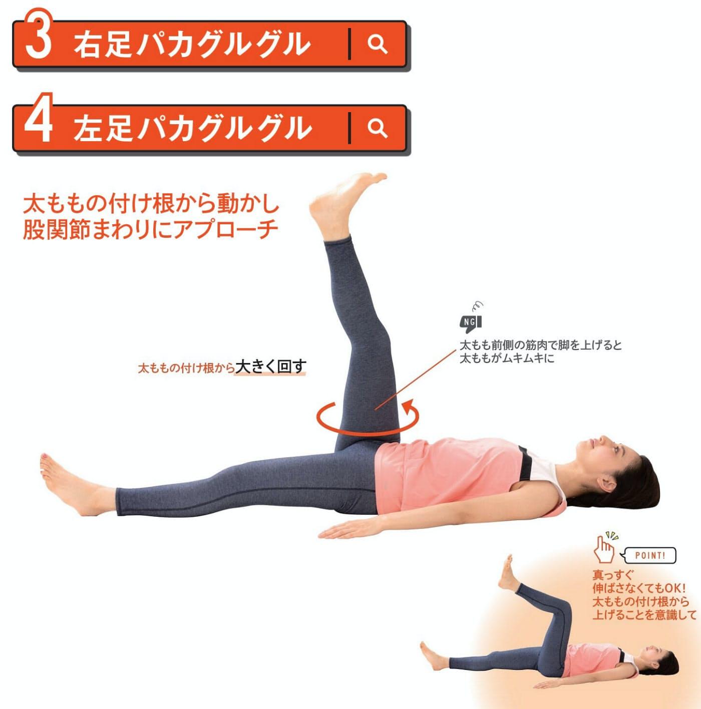 パカ 鳴る 足 股関節