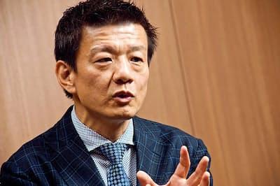 """森岡 毅氏 USJをV字回復に導いた、日本""""最強""""マーケターの異名を持ち、2017年にマーケティング精鋭集団「刀」を設立。数学マーケティングを駆使する「森岡メソッド」を生かし、「マーケティングで日本を元気に!」を大義に掲げる"""