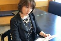 エスワイフードの山本久美社長は専業主婦になる前、小学校の教師だった