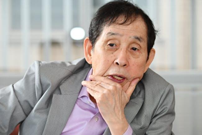 萩本欽一さんはジャニー喜多川さんと50年越しの親交があった