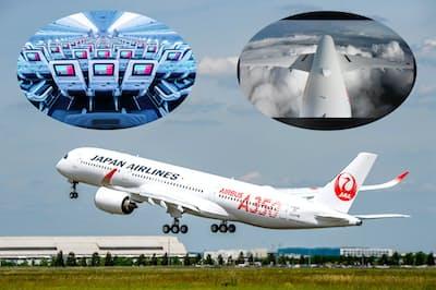 JAL初のエアバス機となるエアバス350の魅力にフリー女子アナの貞平さんが迫る