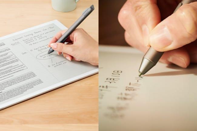 手書き感覚で記録できる電子メモ。その歴史と最新製品をチェックする