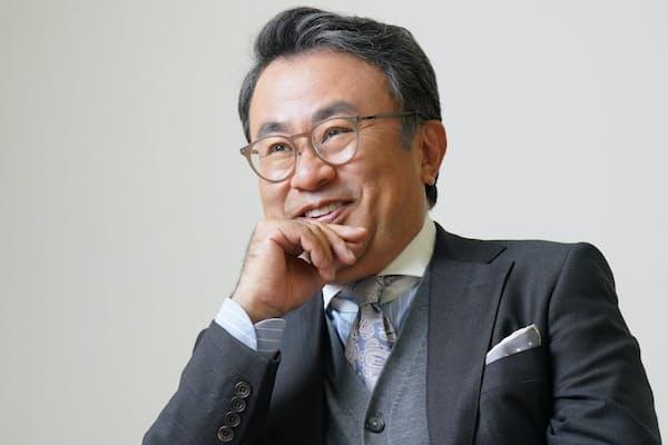 映画監督・脚本家 三谷幸喜氏