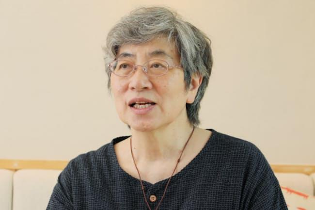 マギーズ東京 共同代表理事 秋山正子さん