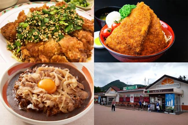ドライブで立ち寄りたい関東近郊のサービスエリアやパーキングエリアで食べられるおいしい肉を使ったスタミナメニューをピックアップした