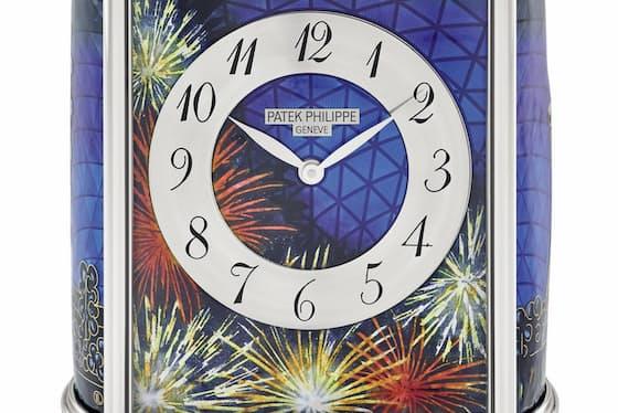 シンガポールの独立50周年を記念して2015年に創作されたドーム・テーブルクロック